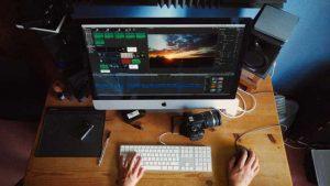 edit video shooting